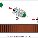 Atracarse a muelle