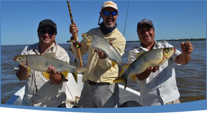 Clínicas de Pesca Deportiva