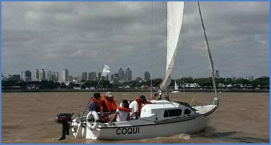 Coqui - Embarcaciones ISNDF
