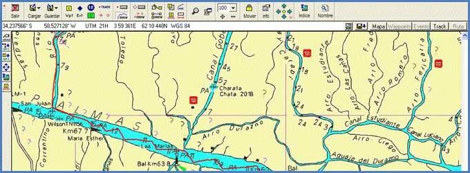 Curso de Navegación Electrónica (Ozi Explorer)
