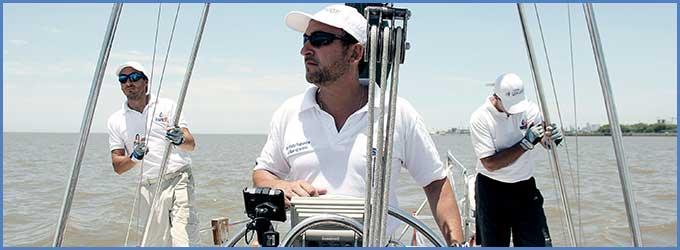 Darío Fernández - Director del Instituto Superior de Navegación