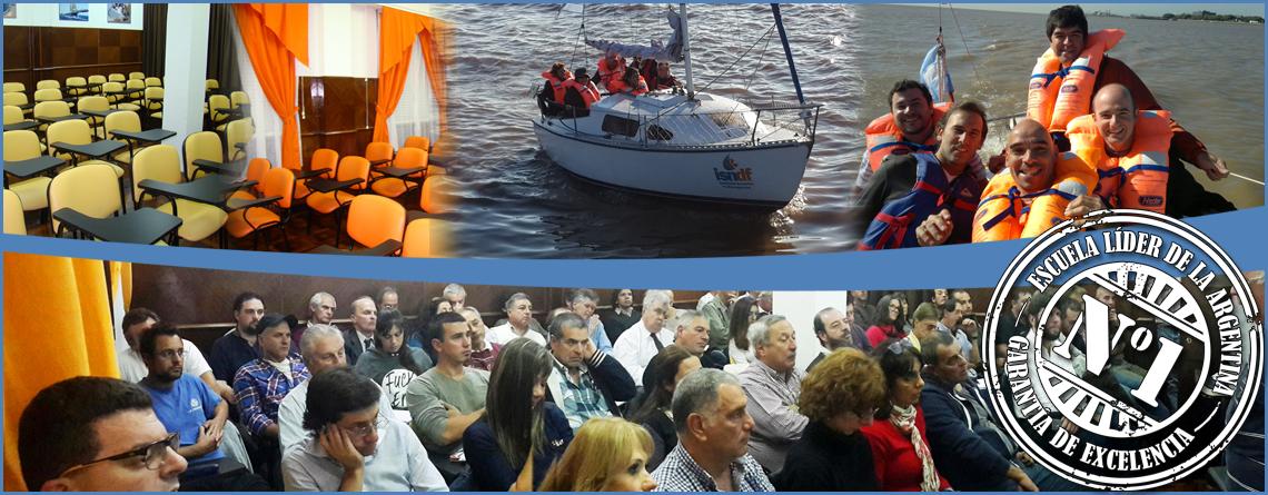 Escuela de navegación líder en Argentina