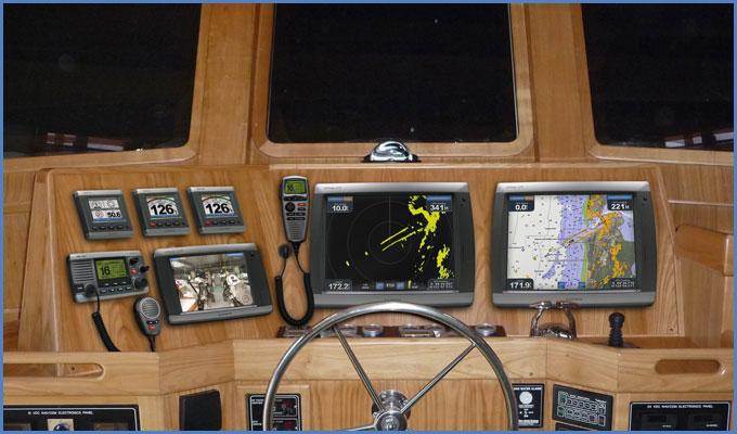 GPS náutico