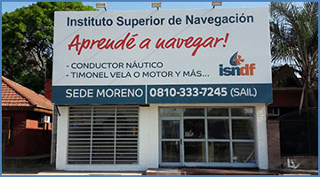 Instituto de Navegación - Moreno