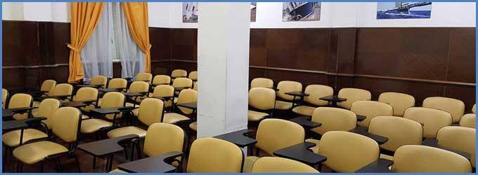 Instituto Navegación Sede Congreso ISNDF