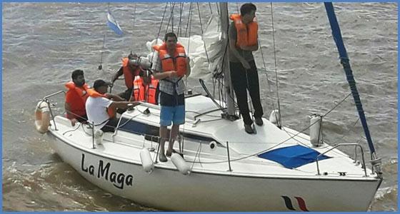La Maga - Embarcaciones ISNDF