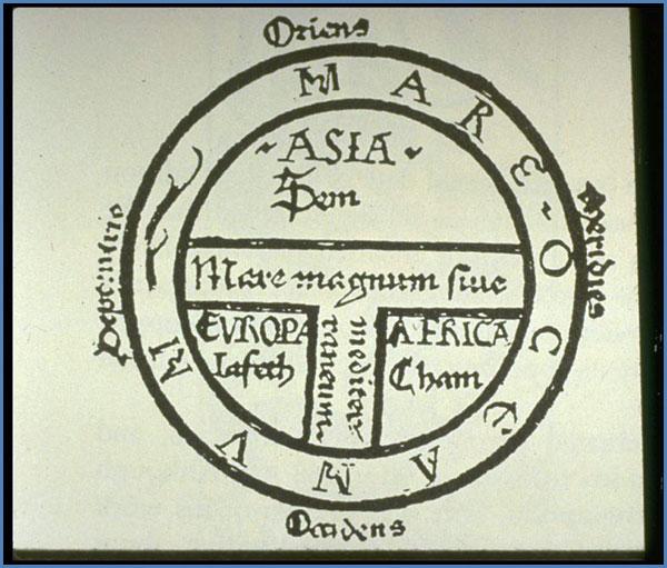Mapamundi San Isidoro