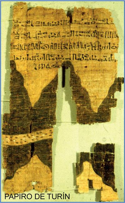 Papiro de Turín