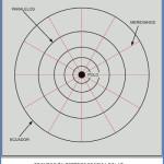 Proyección Stereográfica Polar