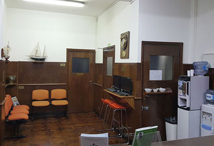 Instituto Superior de Navegación - Sede Central Congreso