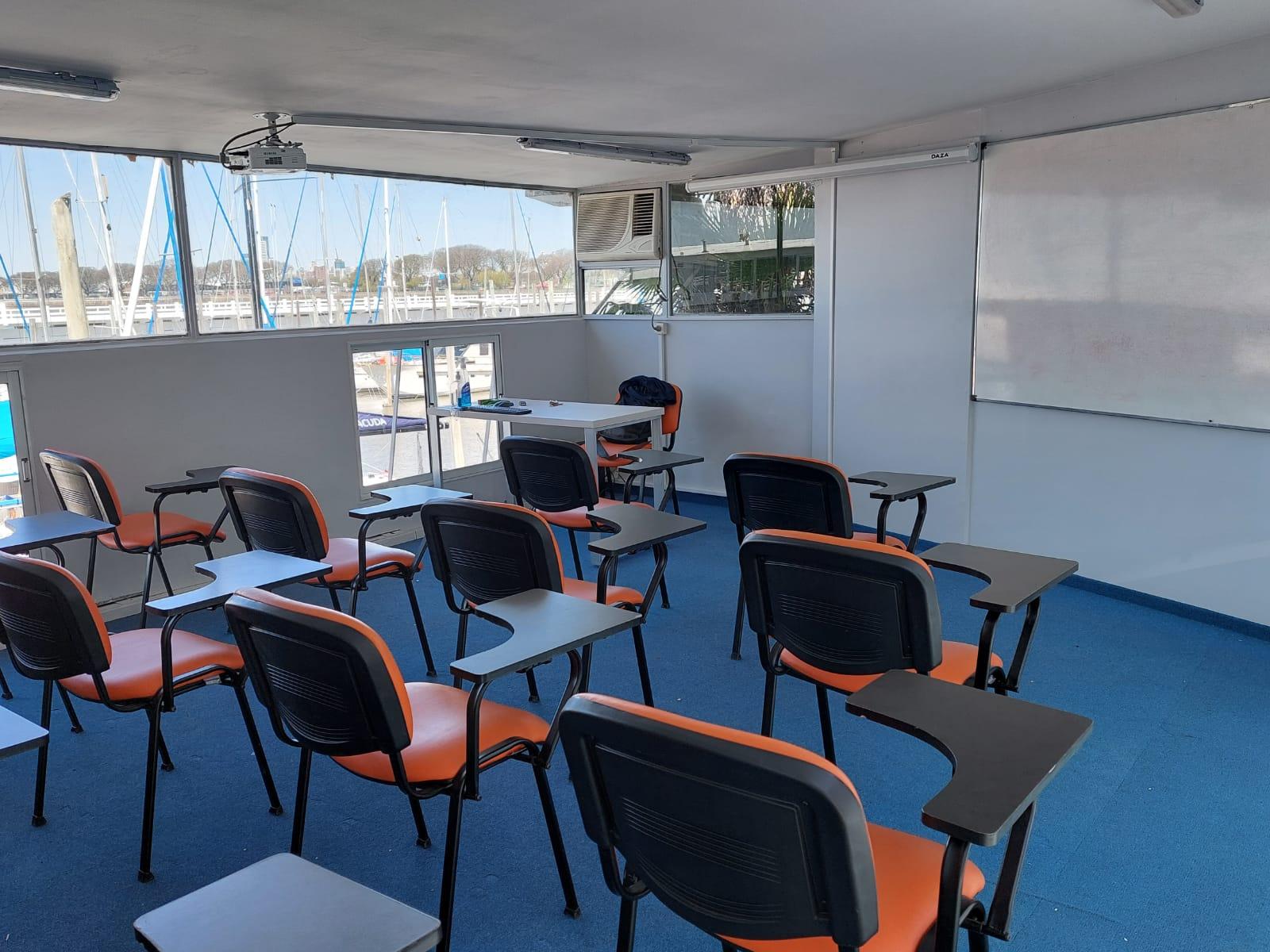Instituto Superior de Navegación - Sede Costanera Norte