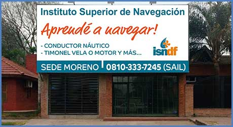 Instituto de Navegación - Moreno