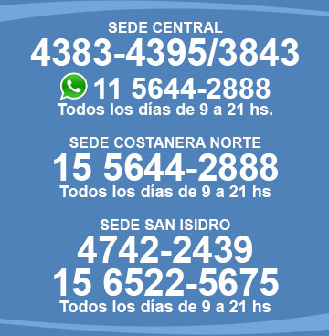 Teléfonos del Instituto de Navegación