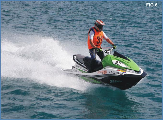 Tipos de embarcaciones de motor - Motos de agua