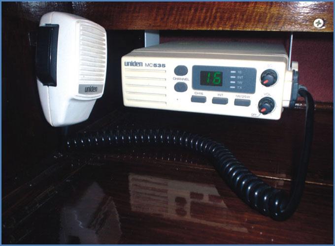 Transmisiones en VHF